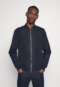 Burton Menswear London - REPREVE UTILITY  - Bomberjacks - navy - 0