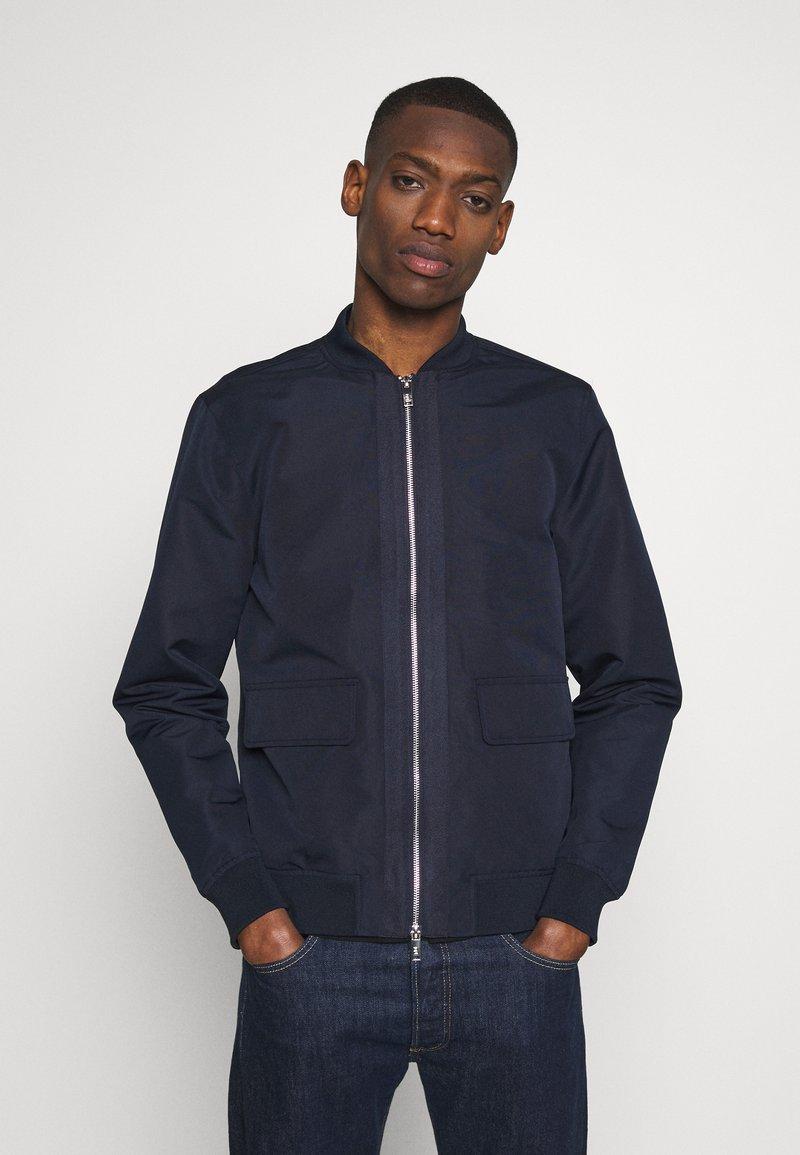 Burton Menswear London - REPREVE UTILITY  - Bomberjacks - navy