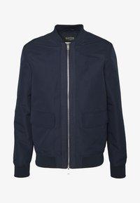 Burton Menswear London - REPREVE UTILITY  - Bomberjacks - navy - 5