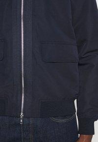 Burton Menswear London - REPREVE UTILITY  - Bomberjacks - navy - 6