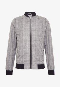 Burton Menswear London - MARL CHECK  - Bomberjacks - grey - 5