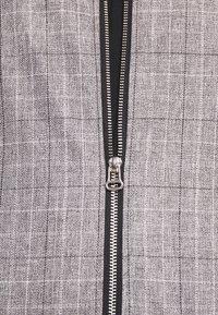 Burton Menswear London - MARL CHECK  - Bomberjacks - grey - 6
