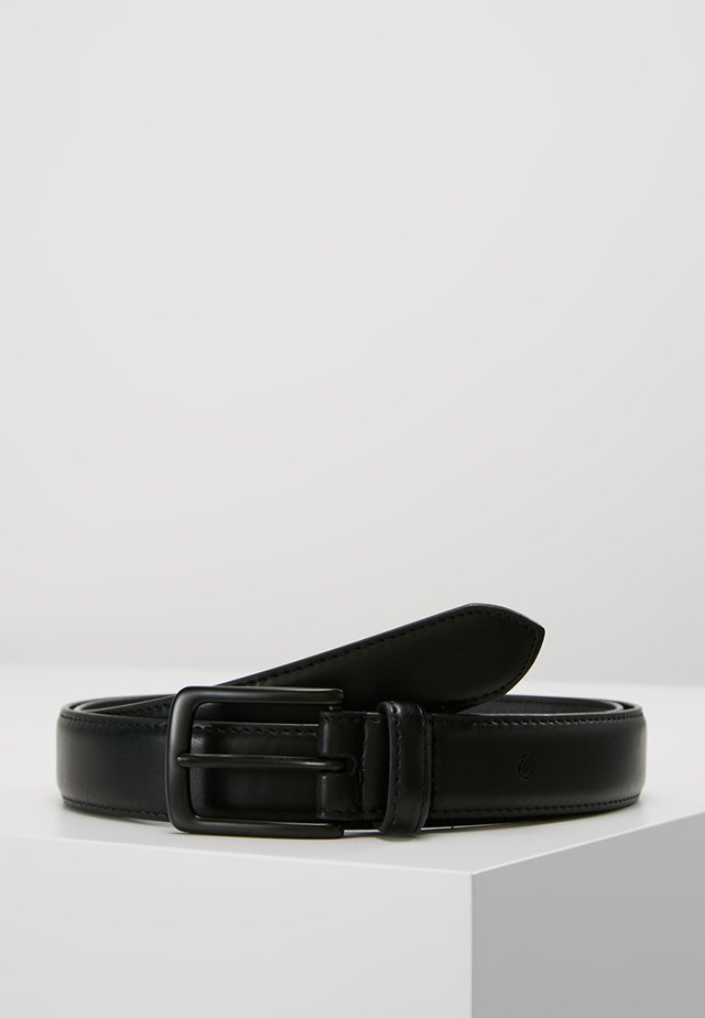 VEGAN BELT - Gürtel business - black