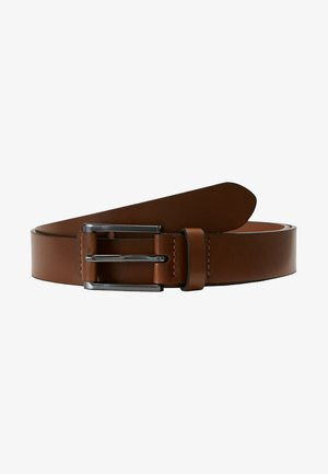 TAB DETAIL - Belt business - brown