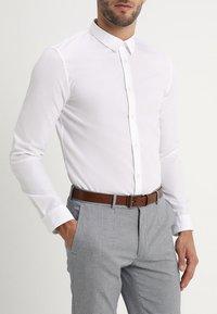 Burton Menswear London - TAB DETAIL - Gürtel business - brown - 1