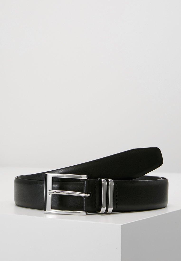Burton Menswear London - DOUBLE KEEPER - Belt business - black