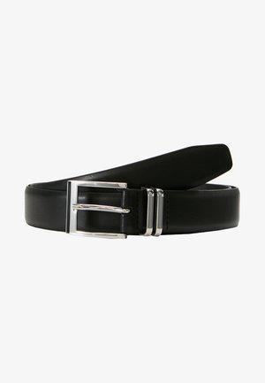 DOUBLE KEEPER - Cinturón - black