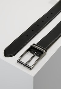 Burton Menswear London - LOOP BUCKLE - Cinturón - black - 2