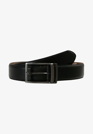 LOOP BUCKLE - Vyö - black