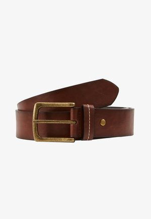 JEANS BELT - Cinturón - brown