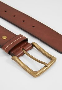Burton Menswear London - JEANS BELT - Cintura - brown - 2