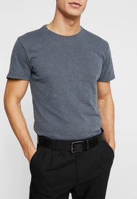 Burton Menswear London - JEANS BELT - Vyö - black - 1