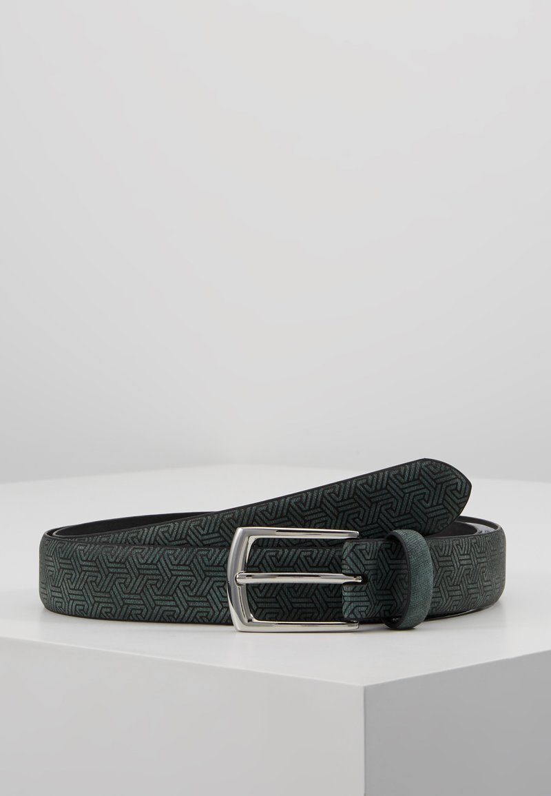 Burton Menswear London - GEO TEX BELT - Pásek - green