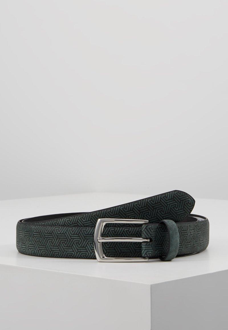 Burton Menswear London - GEO TEX BELT - Riem - green