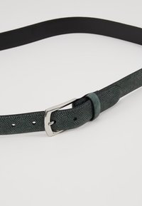 Burton Menswear London - GEO TEX BELT - Pásek - green - 4