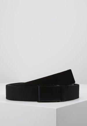 SEATBELT - Pásek - black