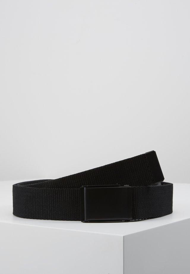 SEATBELT - Ceinture - black