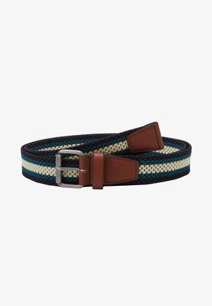 BELT - Cinturón - navy
