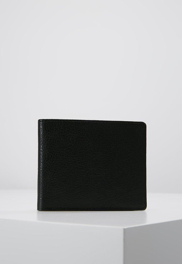 Burton Menswear London - BI-FOLD WALLET - Portemonnee - black
