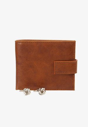 COPP CUFF WALLET SET - Lompakko - brown