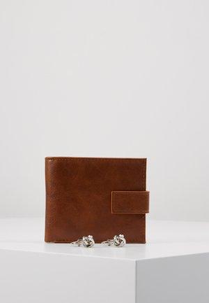 COPP CUFF WALLET SET - Geldbörse - brown