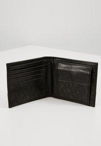 Burton Menswear London - MONOGRAM WALLE - Wallet - black - 5