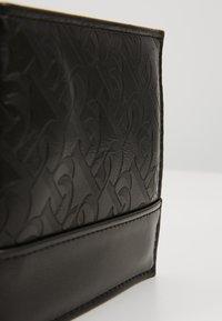 Burton Menswear London - MONOGRAM WALLE - Wallet - black - 2