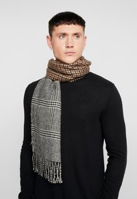 Burton Menswear London - Scarf - grey - 0