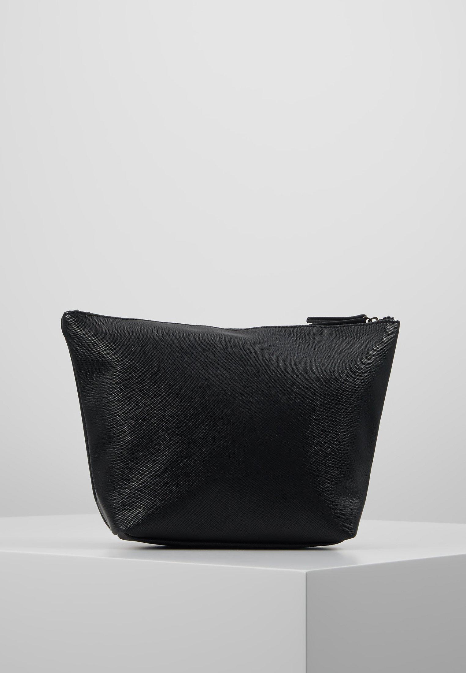 Burton Menswear London Black Saffiano Washb - Kosmetiktasker