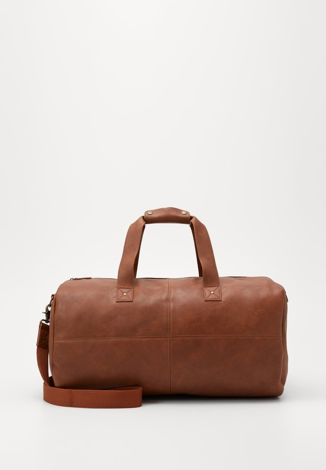 BARREL BAG - Weekendveske - tan