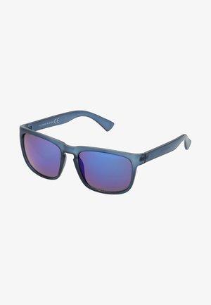 SQUARE MOLLY BLUR MIRROR - Sluneční brýle - blue