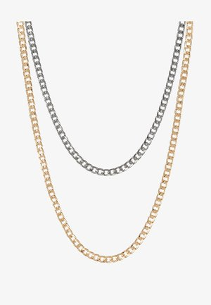 SMOOTH CHAIN NECKLACE 2 PACK SET - Accessorio - mixed