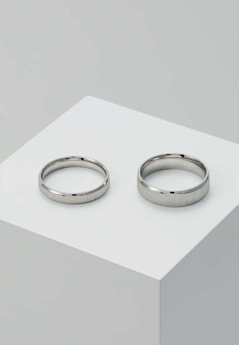 Burton Menswear London - Anello - silver-coloured