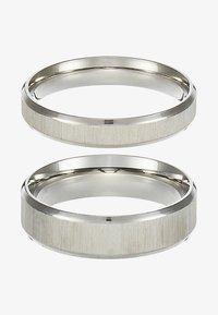 Burton Menswear London - Anello - silver-coloured - 3