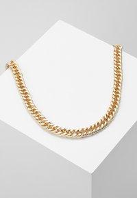 Burton Menswear London - THICK CHAIN - Collana - gold-coloured - 0