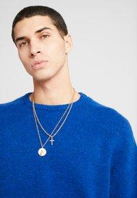 Burton Menswear London - BLING - Collana - gold-coloured - 1