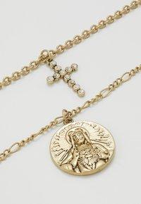 Burton Menswear London - BLING - Collana - gold-coloured - 4