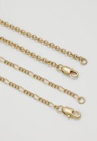 Burton Menswear London - BLING - Collana - gold-coloured - 2