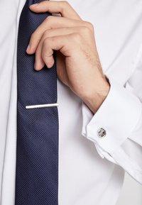 Burton Menswear London - KNOT SET - Jiné - silver-coloured - 1