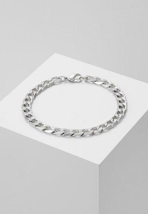 CHAIN BRACELET - Pulsera - silver-coloured