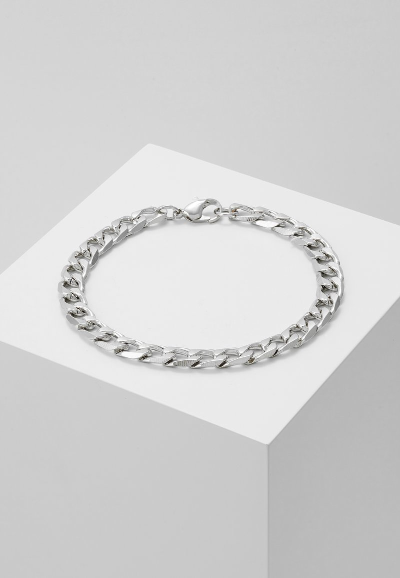 Burton Menswear London - CHAIN BRACELET - Bracelet - silver-coloured