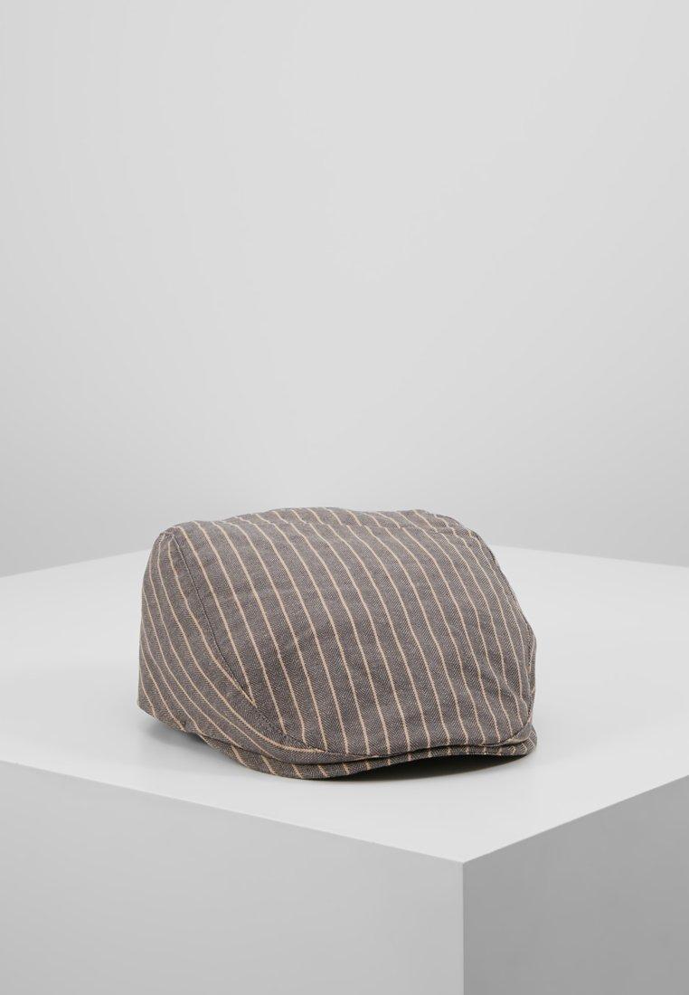 Burton Menswear London - FLAT - Casquette - grey