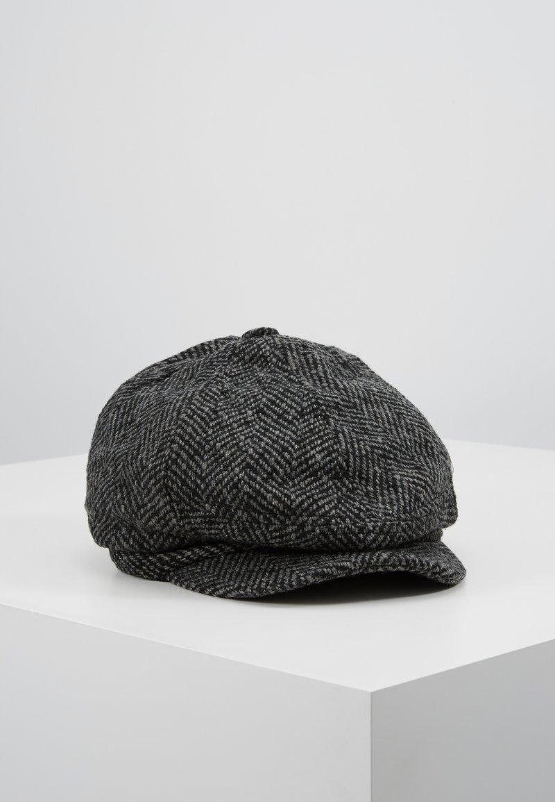 Burton Menswear London - HERRINGBONE BAKER - Lue - grey