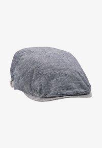 Burton Menswear London - FLAT CAP TEXTURE CASUAL - Gorra - grey - 1