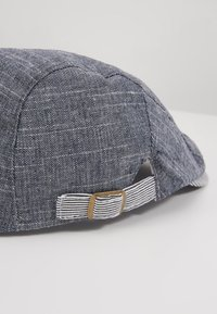 Burton Menswear London - FLAT CAP TEXTURE CASUAL - Gorra - grey - 2