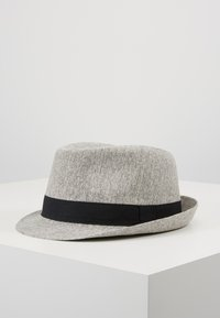 Burton Menswear London - TRILBY SMART - Hat - grey - 0