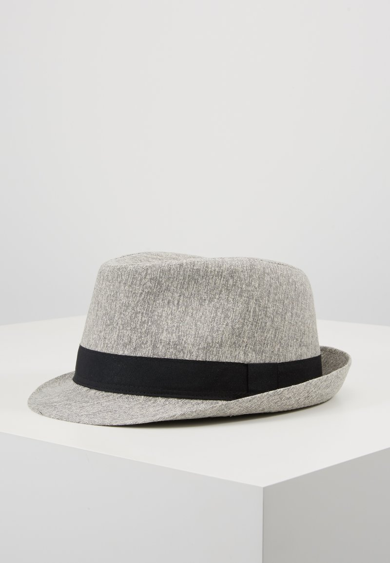 Burton Menswear London - TRILBY SMART - Cappello - grey
