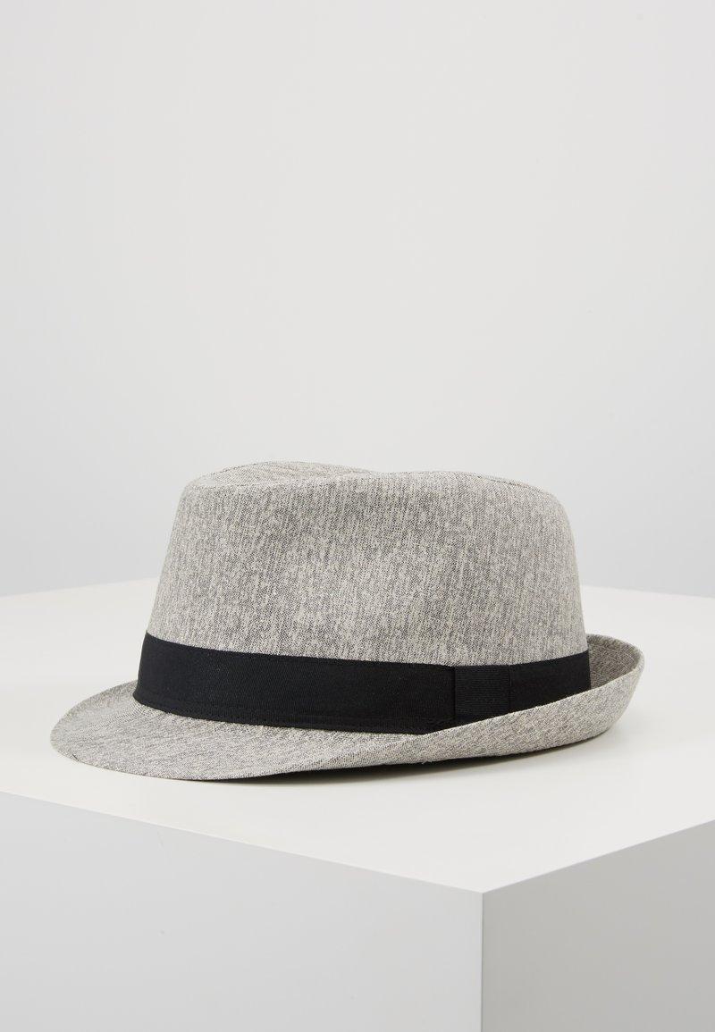 Burton Menswear London - TRILBY SMART - Hut - grey