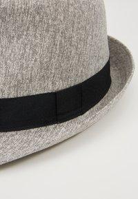 Burton Menswear London - TRILBY SMART - Hut - grey - 5