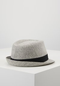 Burton Menswear London - TRILBY SMART - Cappello - grey - 2